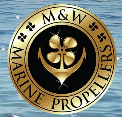 M&W Marine Propeller